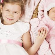 Die Bedeutung von Puppen für das kindliche Spiel