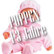 Die richtige Puppe für 1- bis 3-jährige Kinder