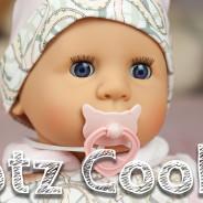 Die Cookie der Puppenmanufaktur Götz